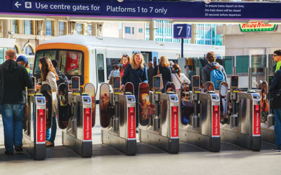 SEFT: Smart ticketing on rail in the South East of England