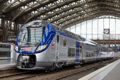 STIF and SNCF to receive 42 Regio 2N double-deck trains