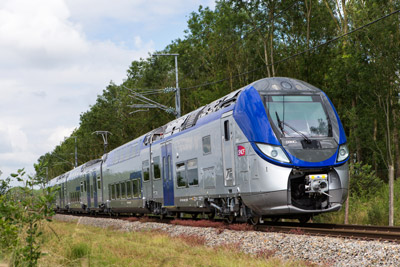 SNCF orders additional Regio 2N EMUs for Brittany