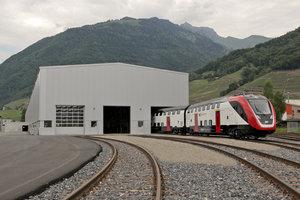 SSB presents new double-deck Twinindexx Express