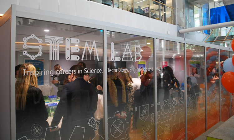 STEM-dedicated learning facility opened by Network Rail