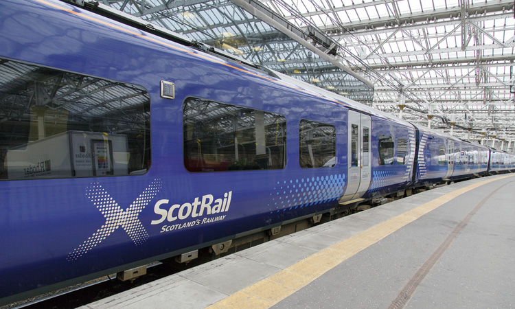 ScotRail becomes first UK train operator to publish real-time train data