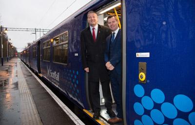 ScotRail Alliance announces train improvement programme