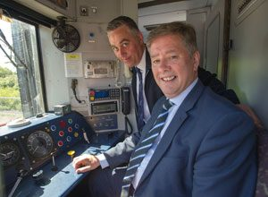 ScotRail's Borders Railway project launches driver and conductor training