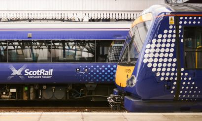 ScotRail annual performance figures continue to improve