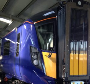 Next phase of testing begins for Scotland's new trains