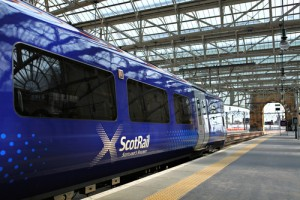 Scottish railway network receives financial backing