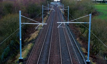Network Rail awards Scotland's Shotts Line electrification contract