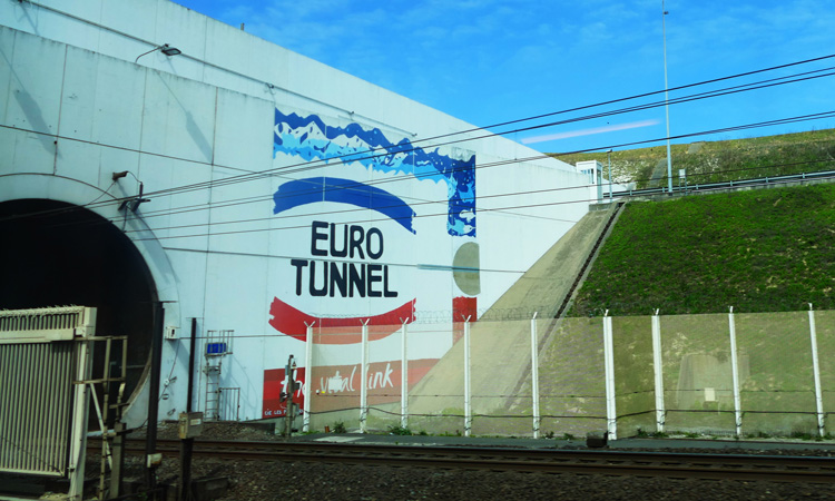 Getlink reports decrease in March 2020 EuroTunnel Shuttle traffic figures