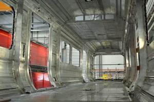 Siemens Class 700 3 body shell