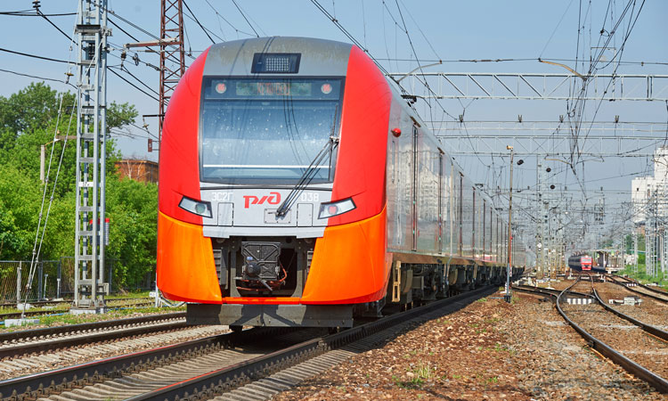 3D printed train door attachments delivered to RZD by Siemens Mobility