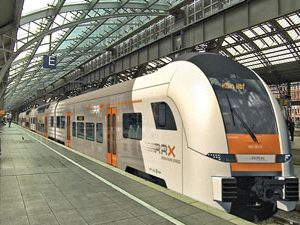Siemens awarded €1.7 billion order to build Rhine-Ruhr Express