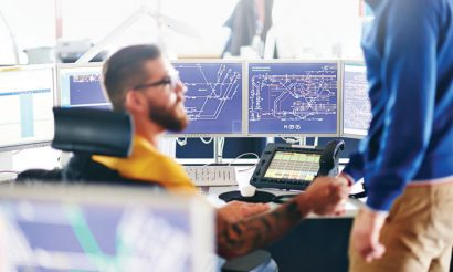 Infrabel is digitalising the Belgian railway network to secure the future of rail