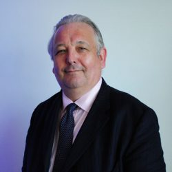 Simon Fletcher, Coordinator Europe, International Union of Railways (UIC)