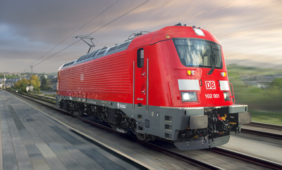 Skoda presents new electric locomotive for Deutsche Bahn Regio