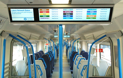 New Thameslink trains