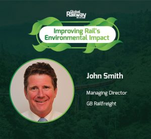 GB Railfreight John Smith Rail Environmental Net-Zero