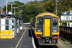 South West Trains introduces GreenSpeed Driver Advisory System