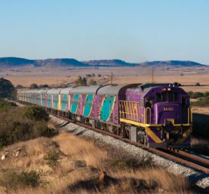 Southern Africa railway revitalisation