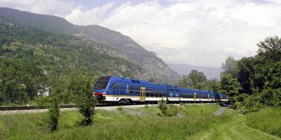 Stadler receives first order for bi-modal trains