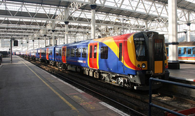 Stagecoach appoints new Managing Director of UK Rail division