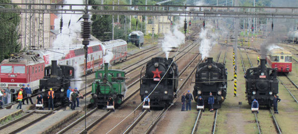 Steam Locomotive Grand Prix 2013