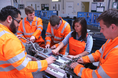 Strategic Transport Apprenticeship Taskforce