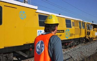 Strukton Rail increases stake in Italian railway company CLF