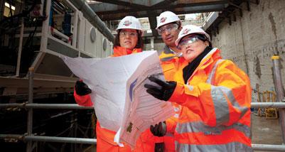 Sustainability on Crossrail