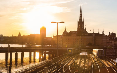 Sweden's Railways: Quality, capacity and competitiveness