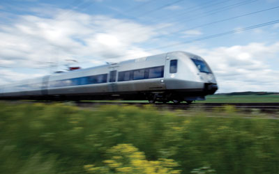 Swedish high-speed rail – an important investment