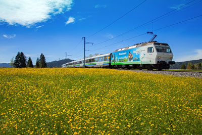 Swiss rail operator SOB opens tender for Voralpen Express rolling stock