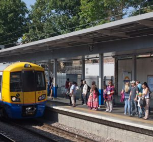 Innovation is the future for the London Overground