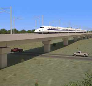 Texas Central High-Speed Rail project likely to be impacted by COVID-19