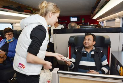 Introducing the high-speed TGV L'Océane