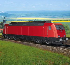 TRAXX Diesel Multi Engine Locomotive