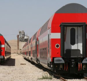 Israel Railways increase fleet of TWINDEXX Vario coaches to 512