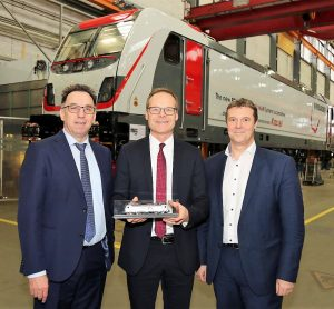 TX Logistik is first customer to order new TRAXX Multi-System locomotives