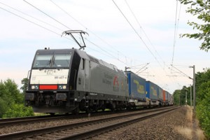 TX Logistik consolidates rail link between Sweden and Germany