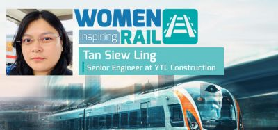 Women Inspiring Rail: Q&A with Tan Siew Ling, Senior Engineer, YTL Construction