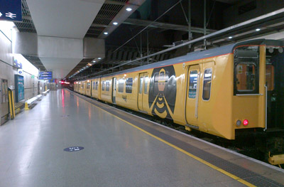 Test train operated by ETCS runs on Thameslink route