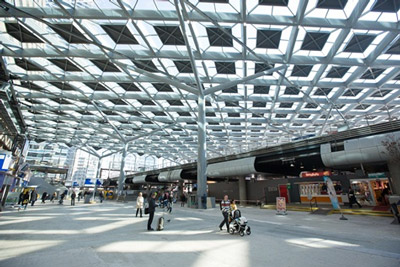 The Hague Central station redevelopment complete
