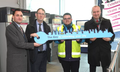 Southeastern launches The Key smart ticketing initiative