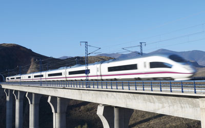 The Spanish railway industry: a benchmark worldwide