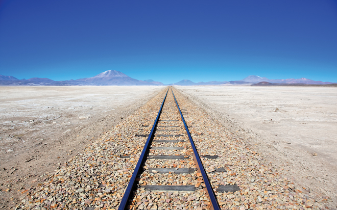The challenges of integrating the South American railways