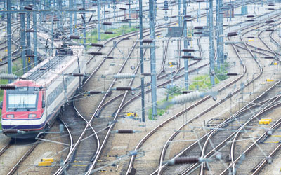 The strategy for Portuguese railways 2014-2050