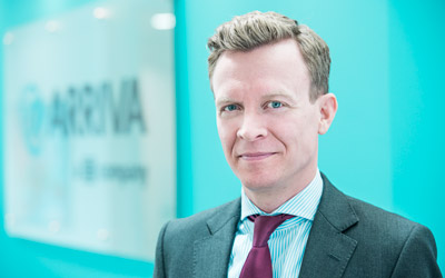 Thomas Oster Arriva - European mobility solutions