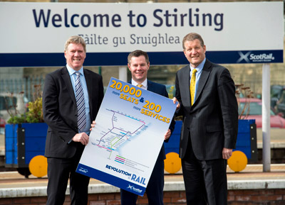 Transport Minister outlines ScotRail improvement programme