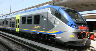 "Trenitalia orders a further 25 Alstom ""Jazz"" regional trains"