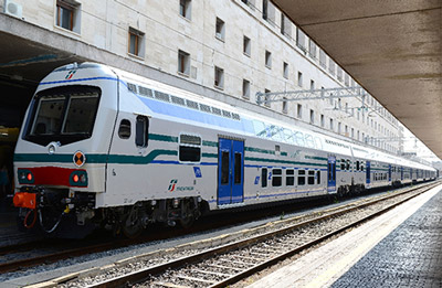 Trenitalia places 190 million euro order for Vivalto regional trains
